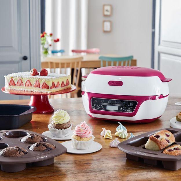 Verdict : J'ai testé le Cake Factory de Tefal