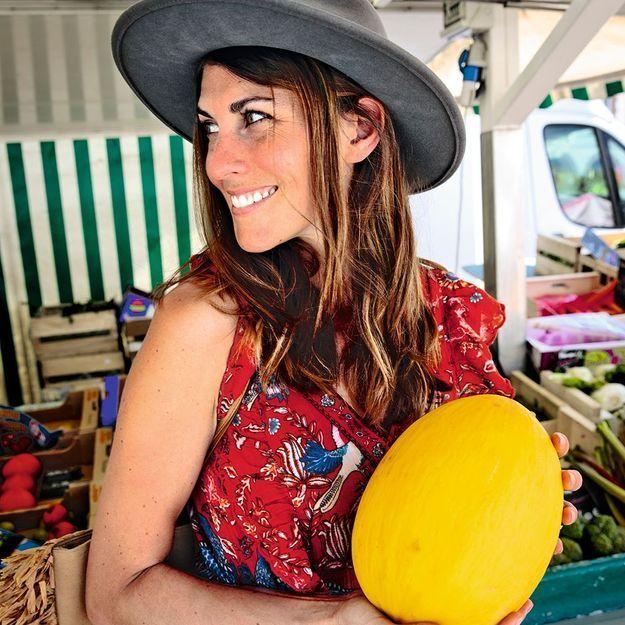 Caleigh Megless : la grande pretresse du happy veggie