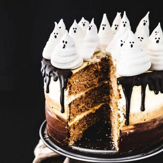 5 astuces pour un dessert d'Halloween mortel