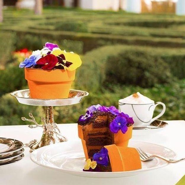 Le « flower cake », le gâteau qui glorifie le printemps