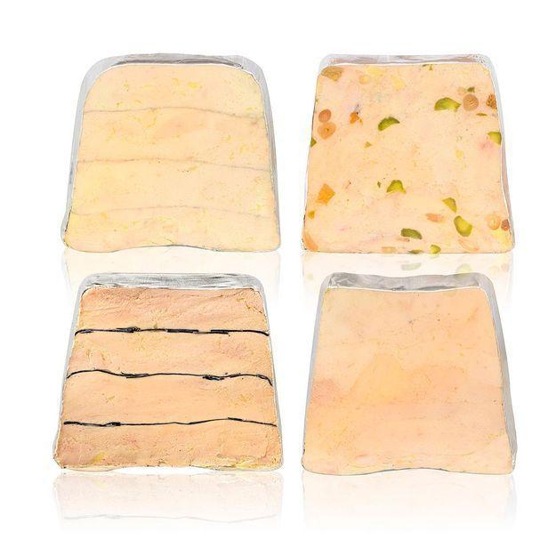 Noël : on a repéré le foie gras haute couture
