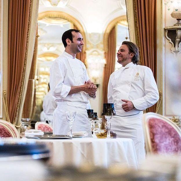 François Perret élu Meilleur Pâtissier de restaurant du monde