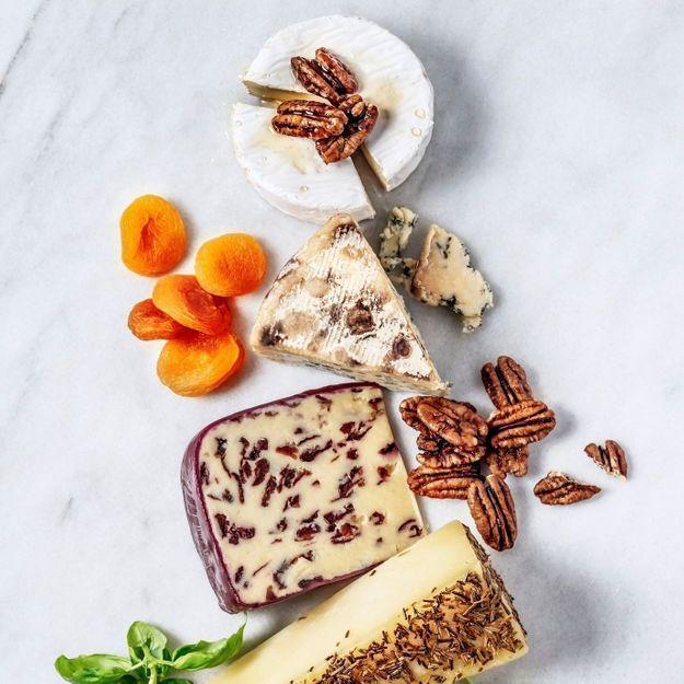 Comment composer votre plateau de fromages de Noël ?