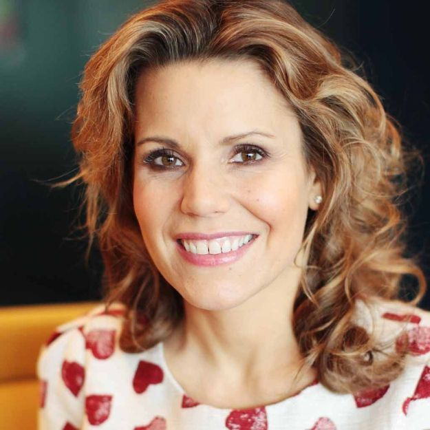 Interview : la vie healthy de Laura Tenoudji