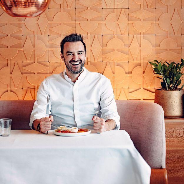 Cyril Lignac : découvrez sa nouvelle table Ischia en avant-première