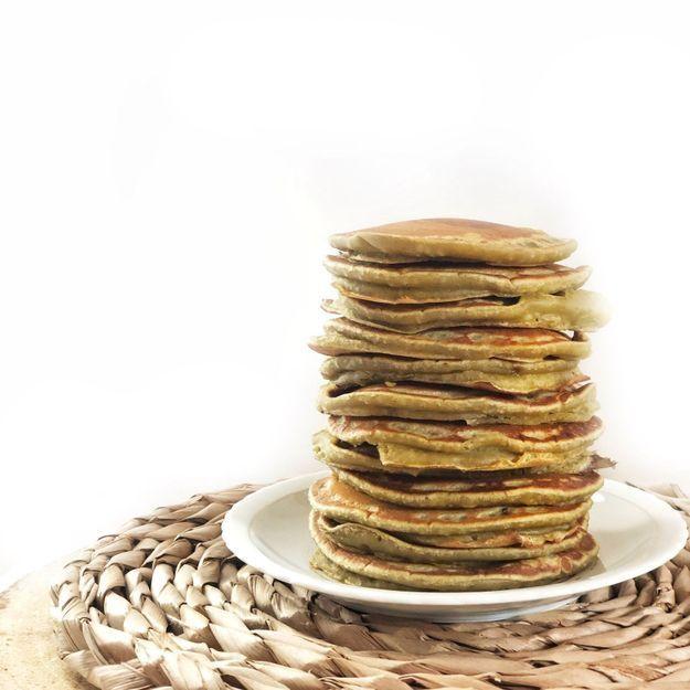 #Jeresteàlamaison : les « pancakes du miraculé » à base de rien