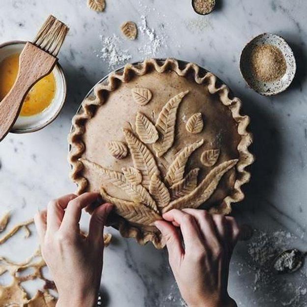 La pie, le dessert qui met Instagram au tapis