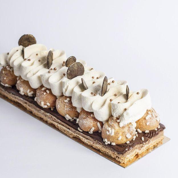 Le dessert, version réveillon