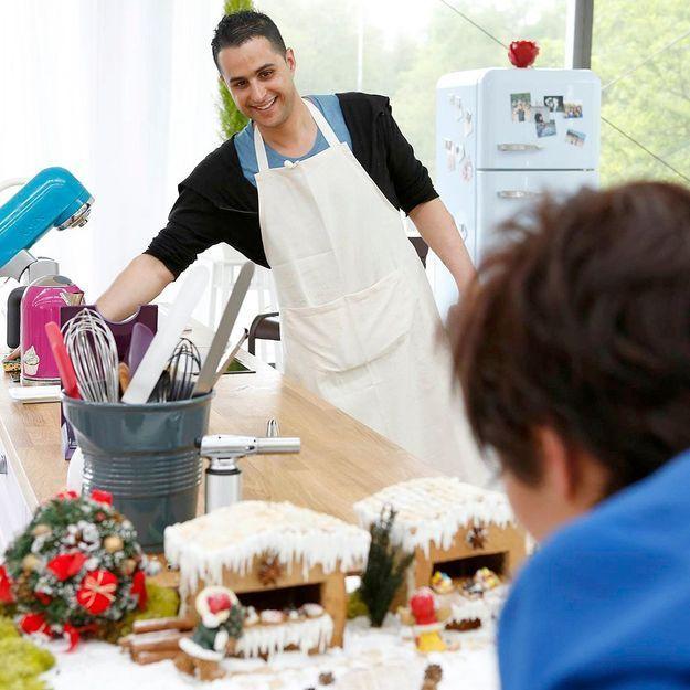 """Mounir """"Le Meilleur Pâtissier"""" sur M6 bluffe avec ses pâtisseries exotiques"""