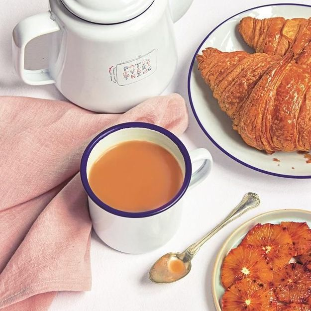 Les happy breakfasts de Lili Barbery