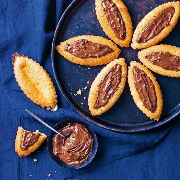Livre : Des recettes au chocolat en 4 ingrédients seulement