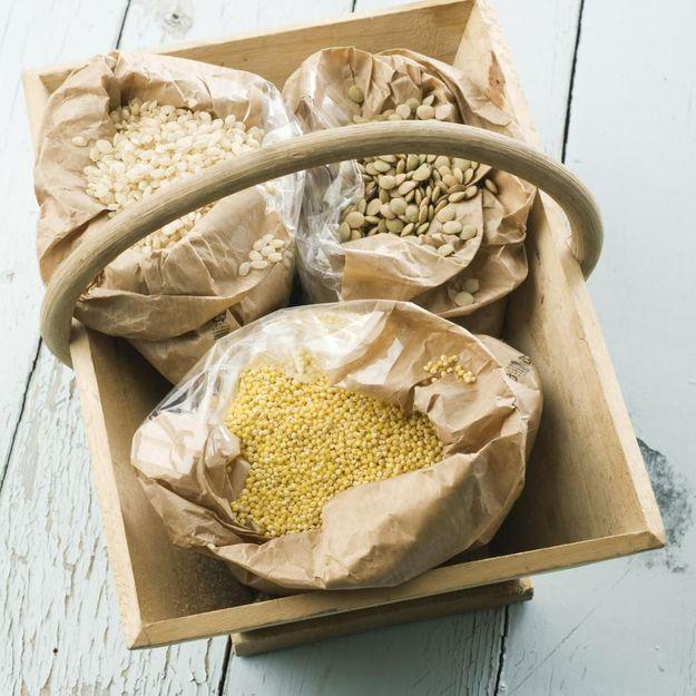 Le millet, la petite graine qui tape dans le mille !