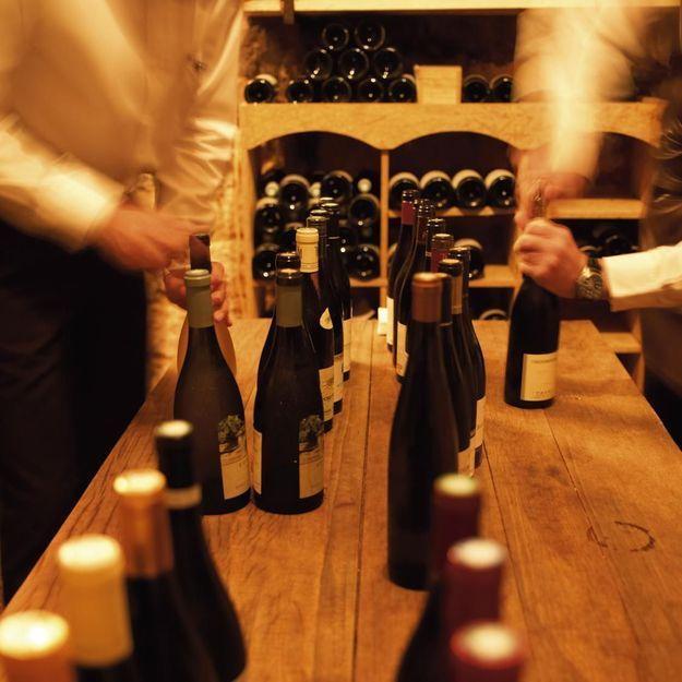 Nouvelle cuvée du concours des vins ELLE à table