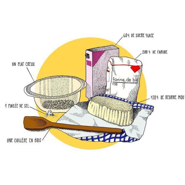 Tendance : Le sablé, le biscuit qui nous donne envie de mettre la main à la pâte