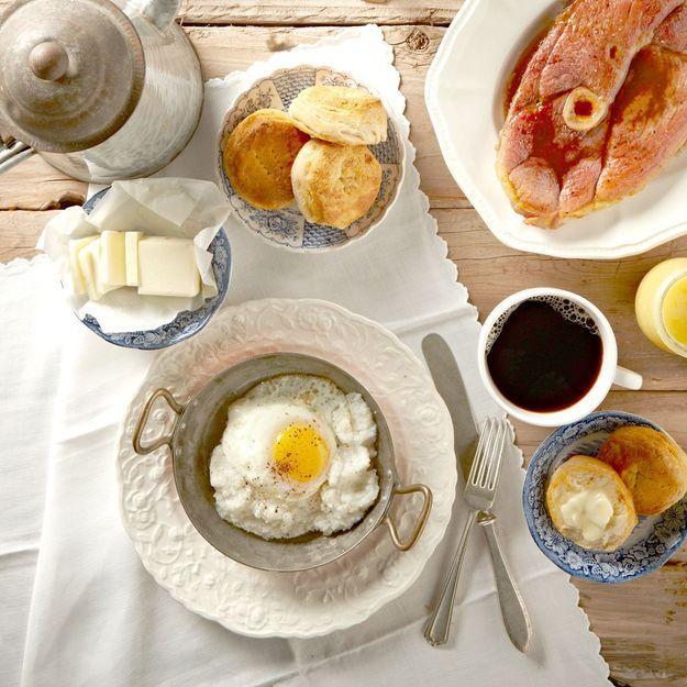 Je veux un petit-déjeuner original