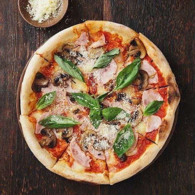 Comment faire une pizza reine ?