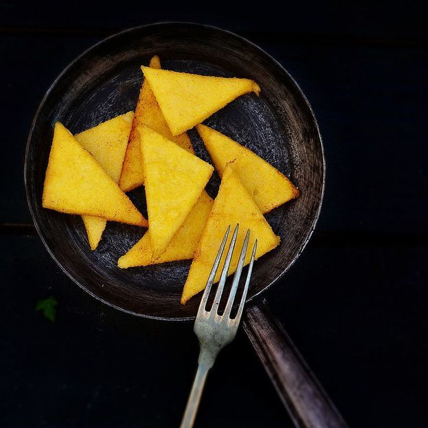La polenta, la star des farines sans gluten