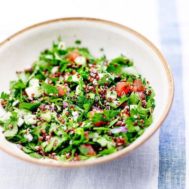 Prenez de la graine de quinoa !