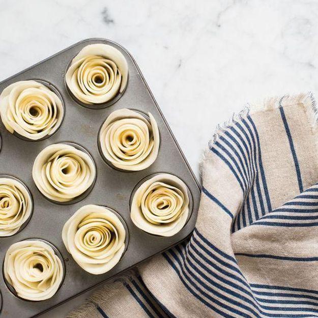 Comment faire des roses de pomme de terre ?