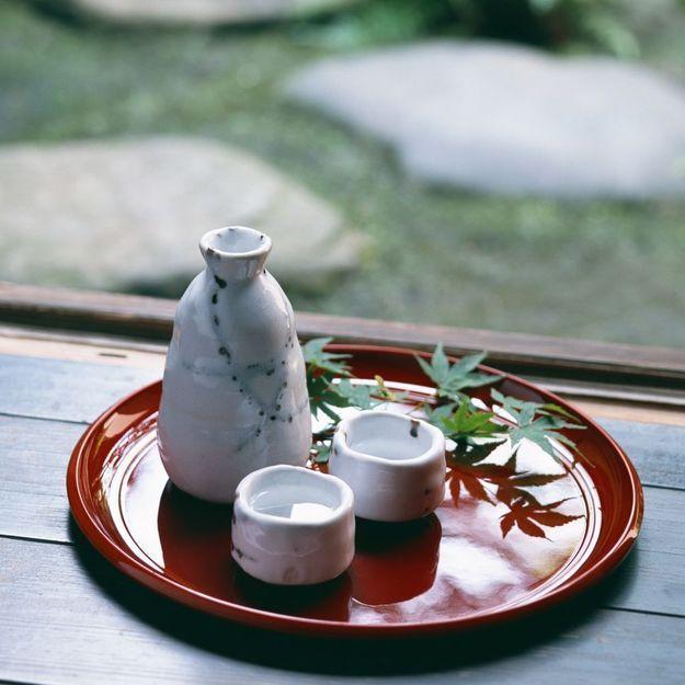 Tout savoir sur le saké