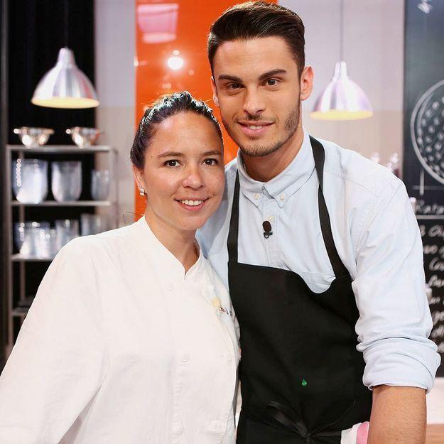 Top Chef 2014 : Baptiste Giabiconi, commis de luxe