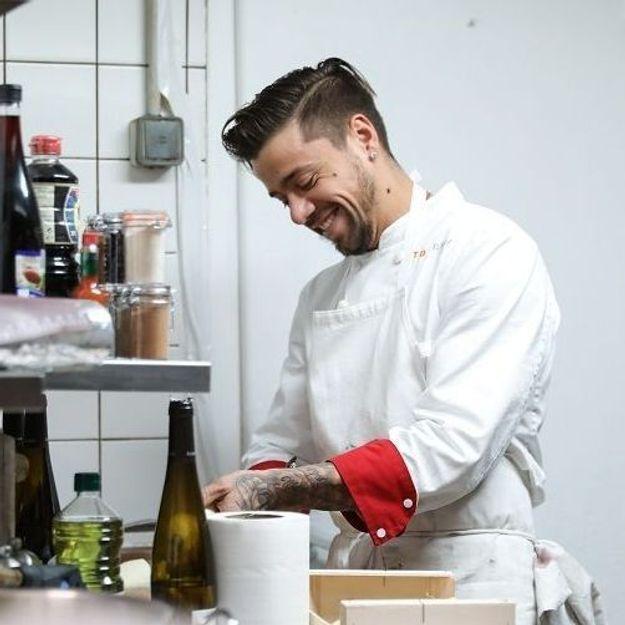 Top Chef 2019 : quand Florian trouve un sosie d'Hélène Darroze