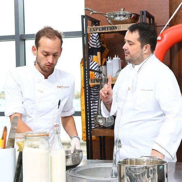 Top Chef épisode 4 : la tendance des plats desserts, quitte ou double !