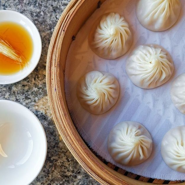 Le xiao long bao, l'autre dim sum