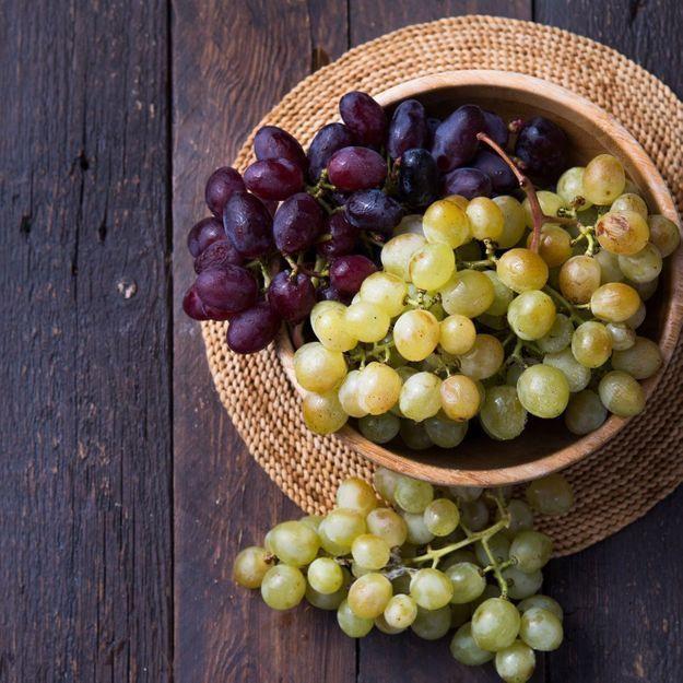 Quelle est la meilleure manière de conserver les raisins pour qu'ils tiennent le plus longtemps possible ?
