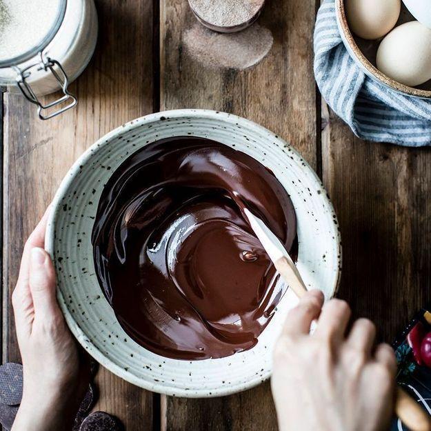 Quelle est la différence entre un crémeux, une ganache et une chantilly au chocolat ?
