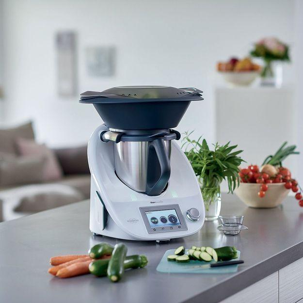 Légumes, viandes, poissons, le guide des temps de cuisson vapeur au Thermomix