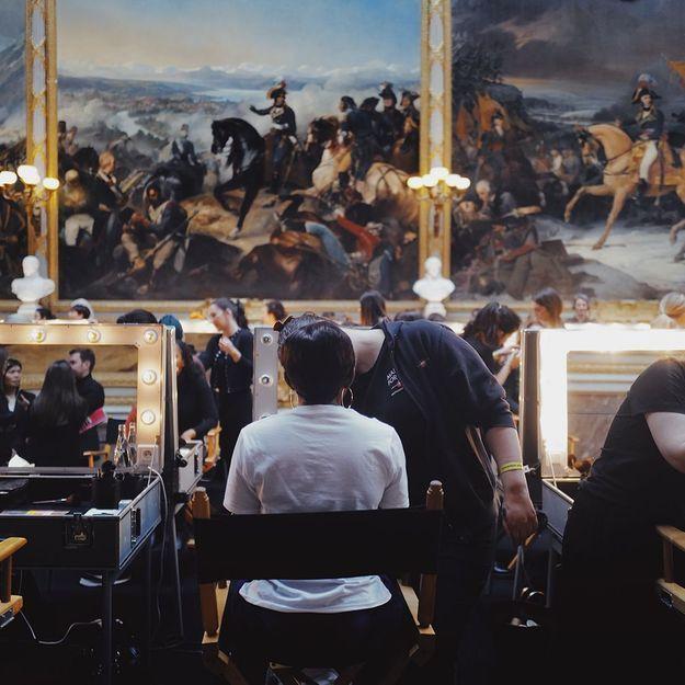 Des femmes précaires invitées au Château de Versailles