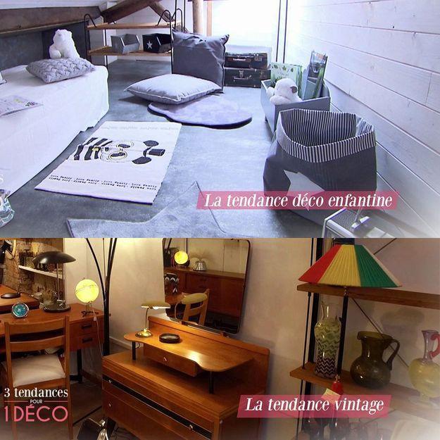 3 Tendances pour 1 Déco - Le style déco Enfantine et Vintage !