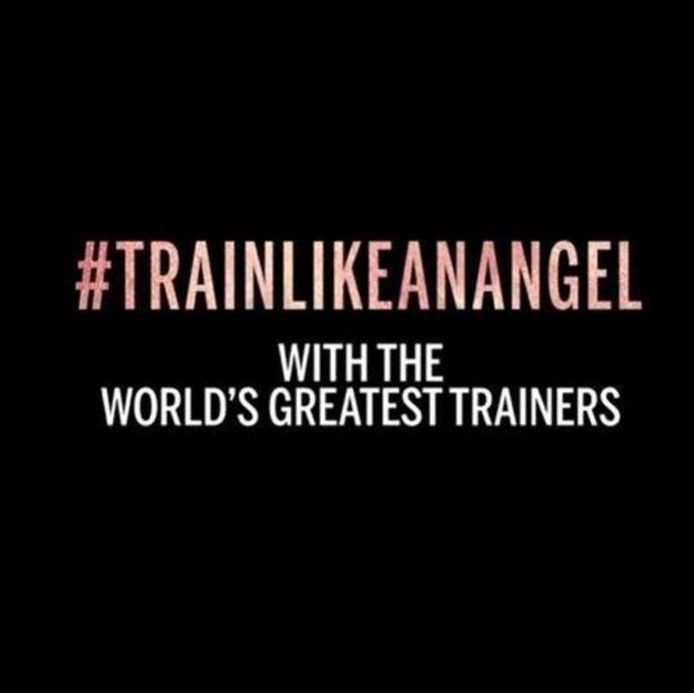 Train like an Angel 2017