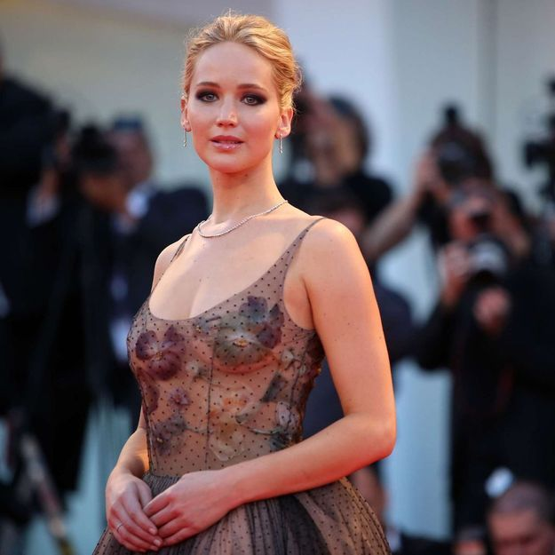 Jennifer Lawrence : «J'ai décidé que je n'allais plus me cacher»