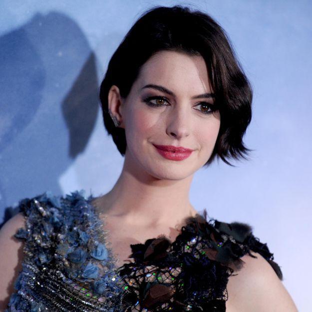 Anne Hathaway dit tout sur le tournage du Diable s'habille en Prada