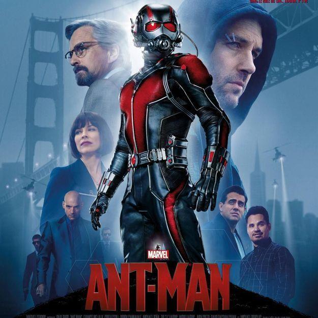 « Ant-Man » : Marvel dévoile un nouveau teaser