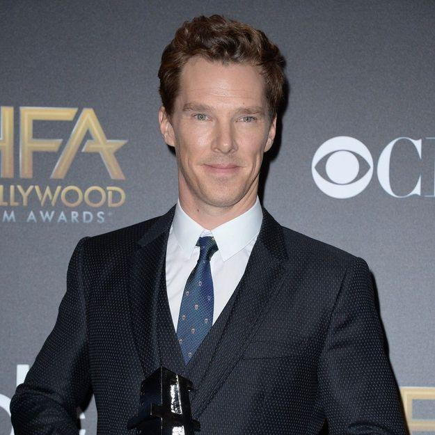 Benedict Cumberbatch sacré meilleur acteur lors des Hollywood Films Awards