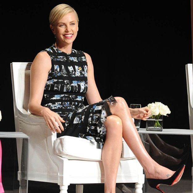 Charlize Theron remplacera Brad Pitt au cinéma