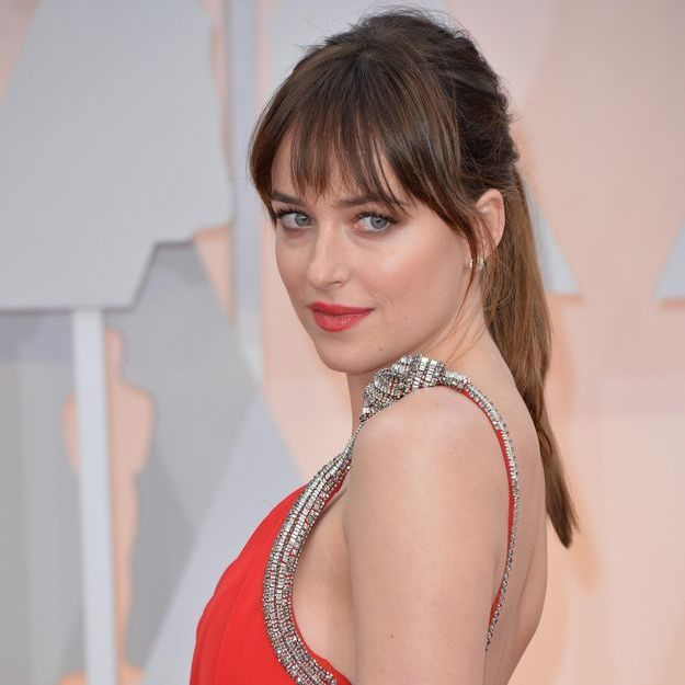 Dakota Johnson défend son personnage et 50 Nuances de Grey