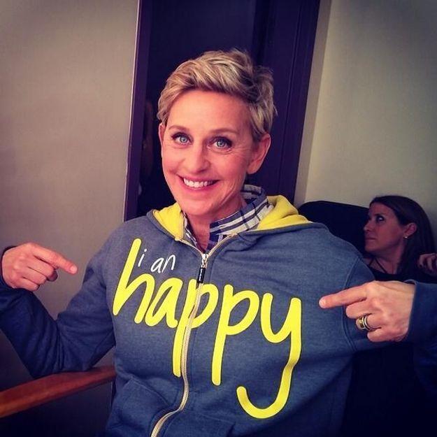 Ellen DeGeneres, ses meilleurs moments aux Oscars 2014