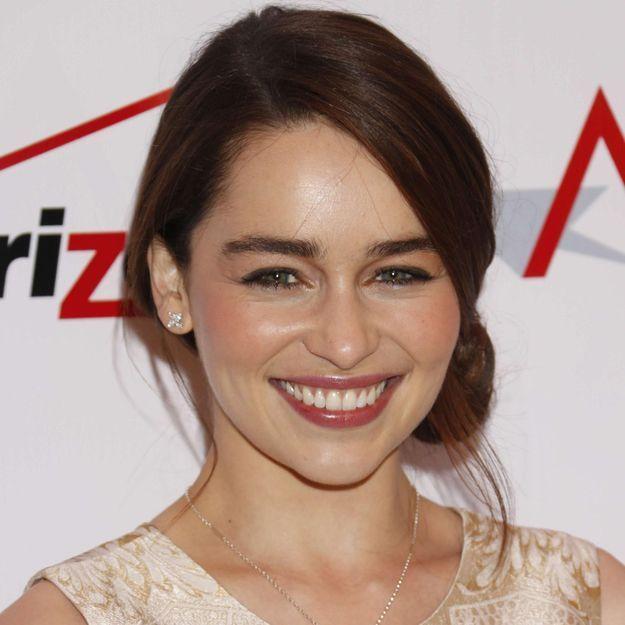 Emilia Clarke explique pourquoi elle a refusé 50 Nuances de Grey