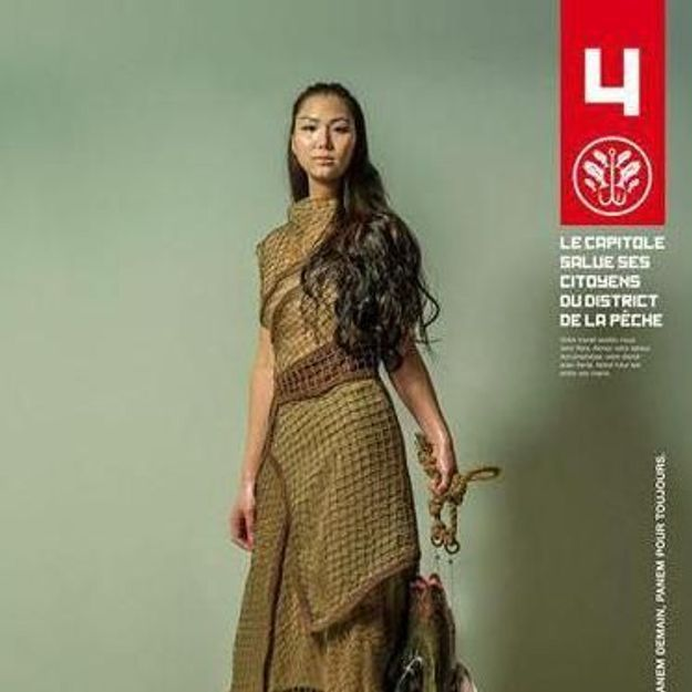 Hunger Games 3: découvrez les affiches de propagande du Capitole