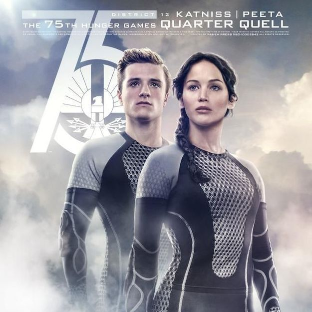 « Hunger Games : l'embrasement », numéro un du box-office