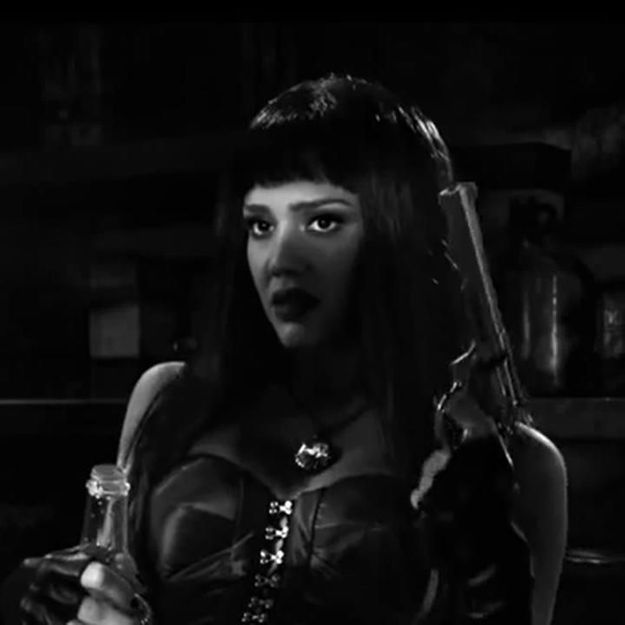 Jessica Alba, stripteaseuse sexy dans le prochain « Sin City »