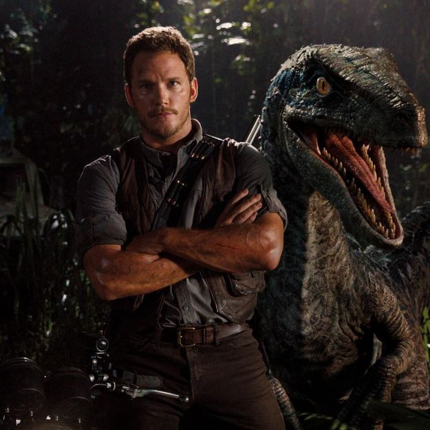 « Jurassic World » : record au box-office pour sa sortie