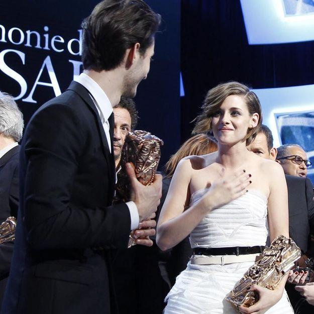 Kristen Stewart préfère avoir reçu un césar plutôt qu'un oscar