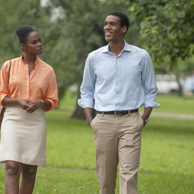 L'histoire du couple Obama : les premières photos du film dévoilées !