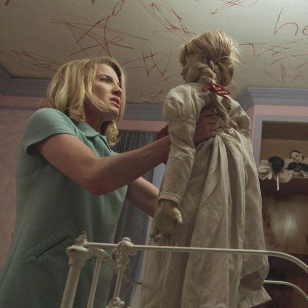 La maléfique Annabelle, succès de l'année 2014
