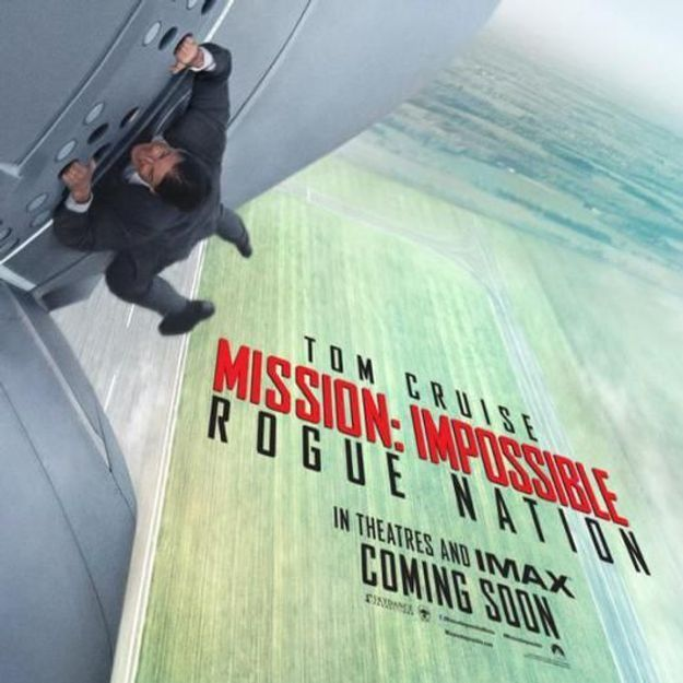 Mission : Impossible 5, une bande-annonce avec Tom Cruise enfin diffusée !